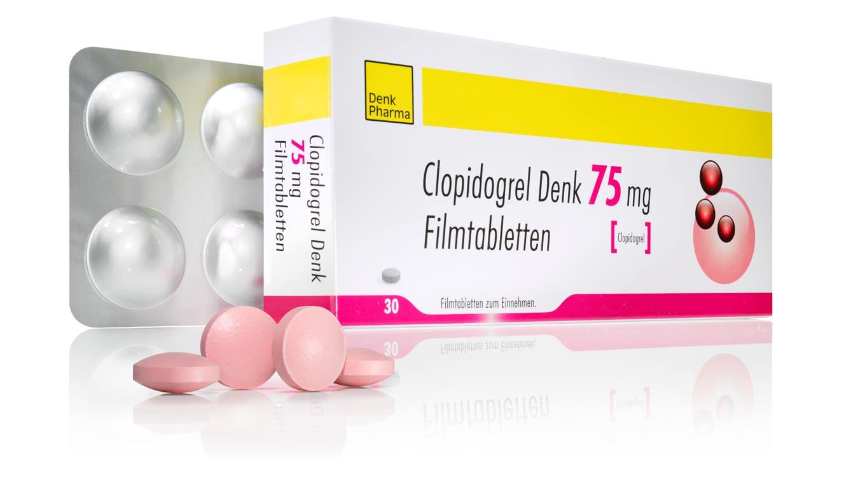 Clopidogrel-Denk-75-mg-Filmtabletten