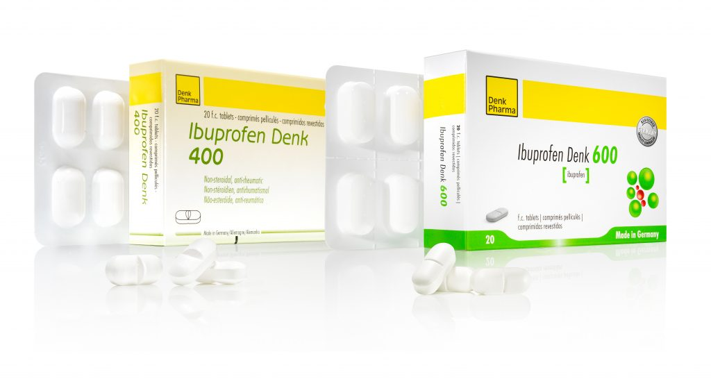 Ibuprofen 400+600