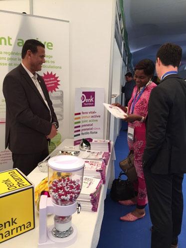 Denk_Pharma_Forum_Pharmaceutique_International_in_Tunesien