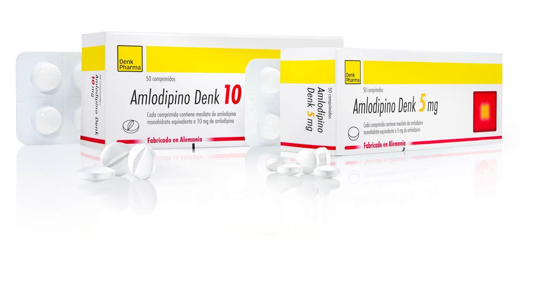 Amlodipino-Denk-5-10