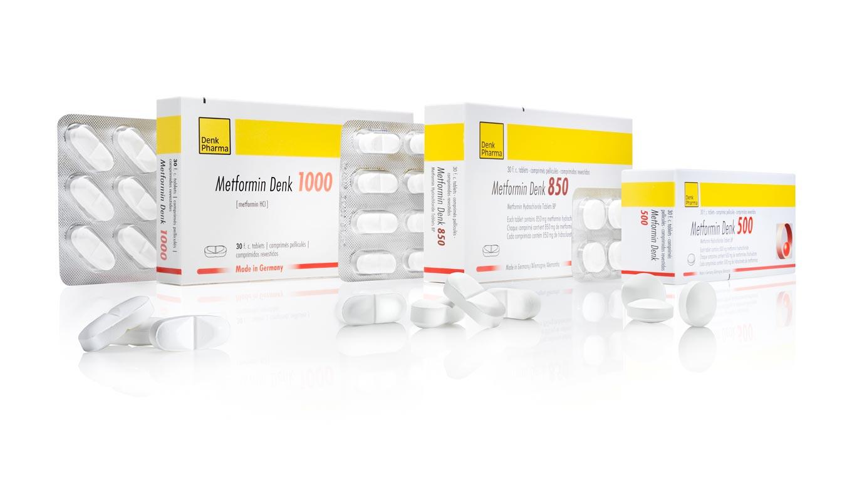 Metformina denk 500 mg para adelgazar