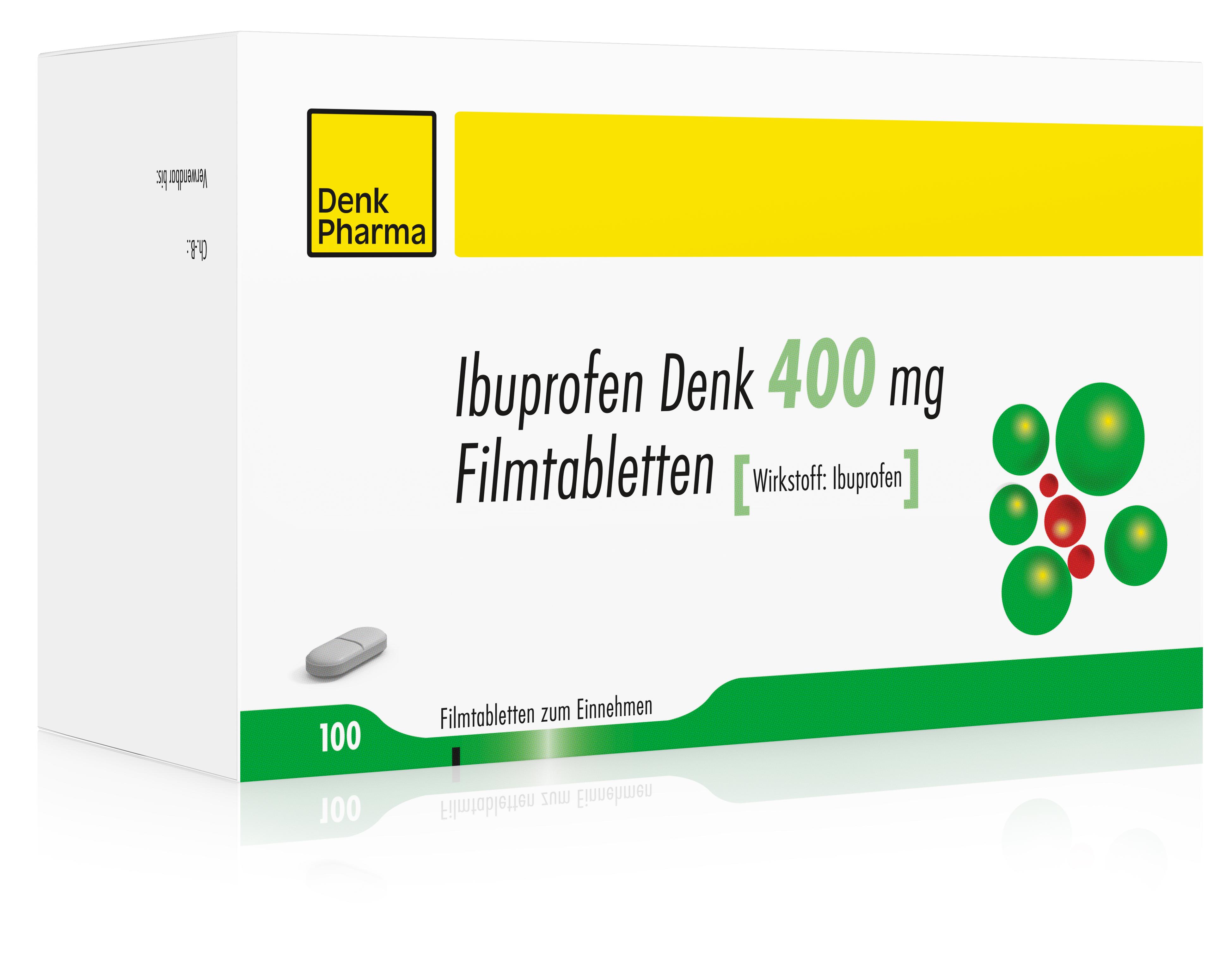 Ibuprofen Denk 400mg gross