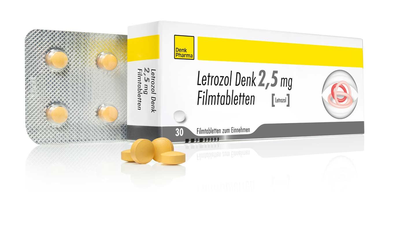 Letrozol-Denk-2,5-mg-Filmtabletten