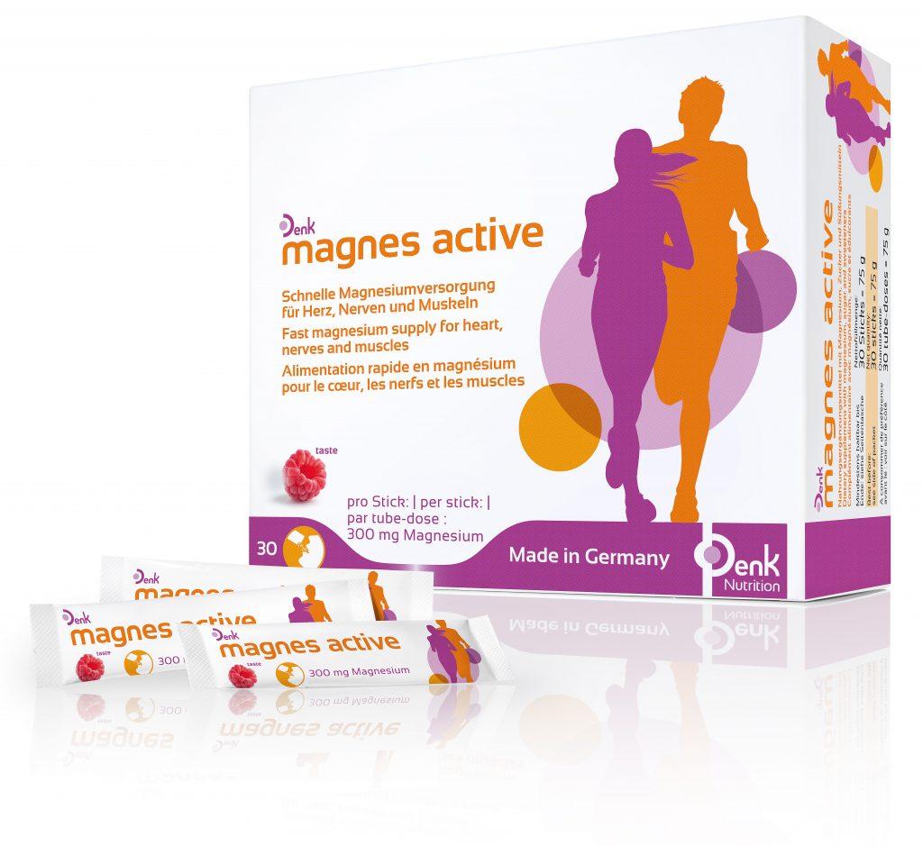 magnes active gross
