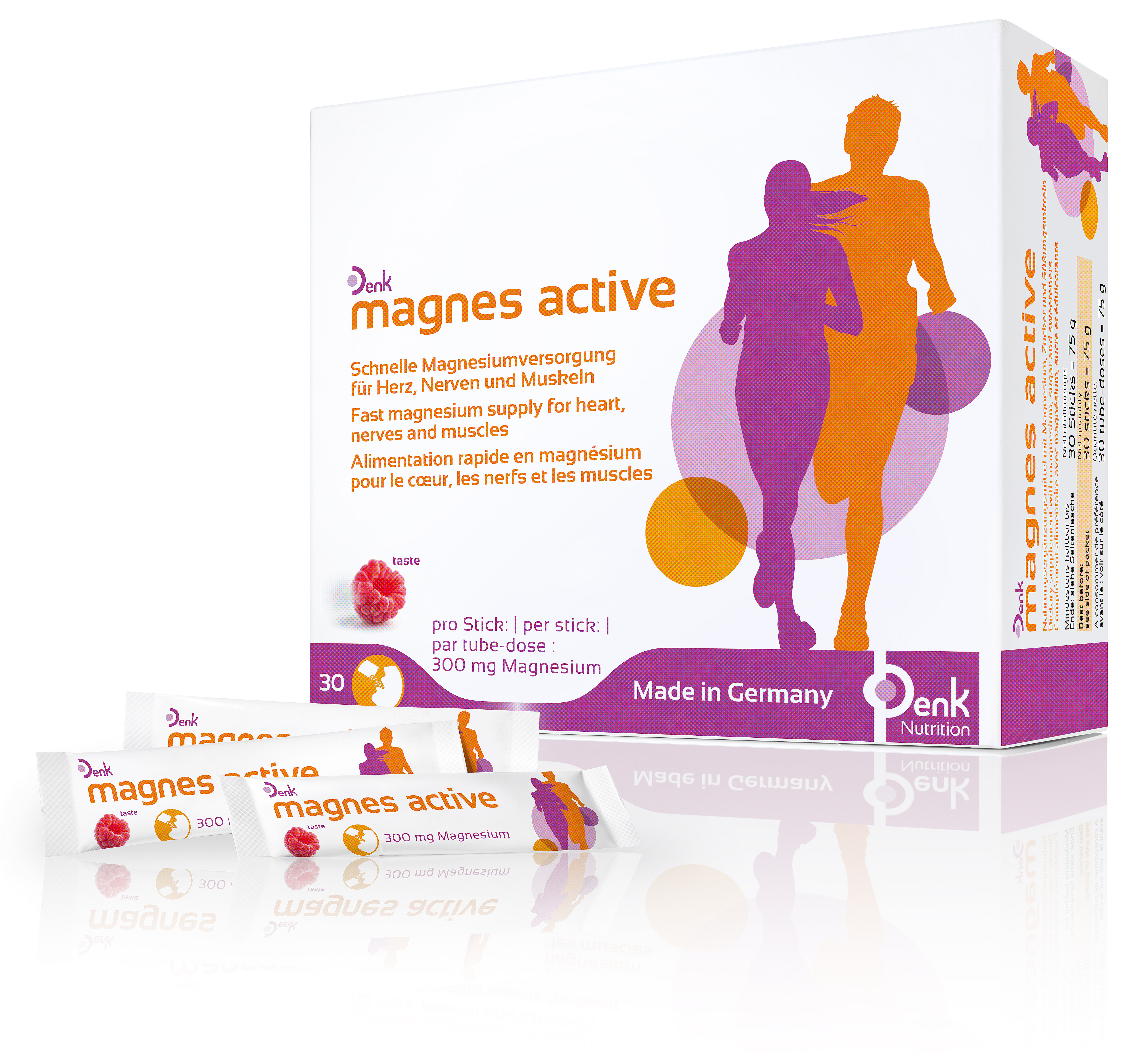 magnes active gross
