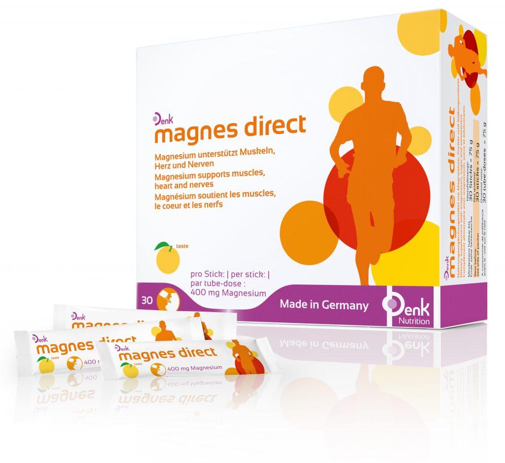 magnes direct orange V1 gross