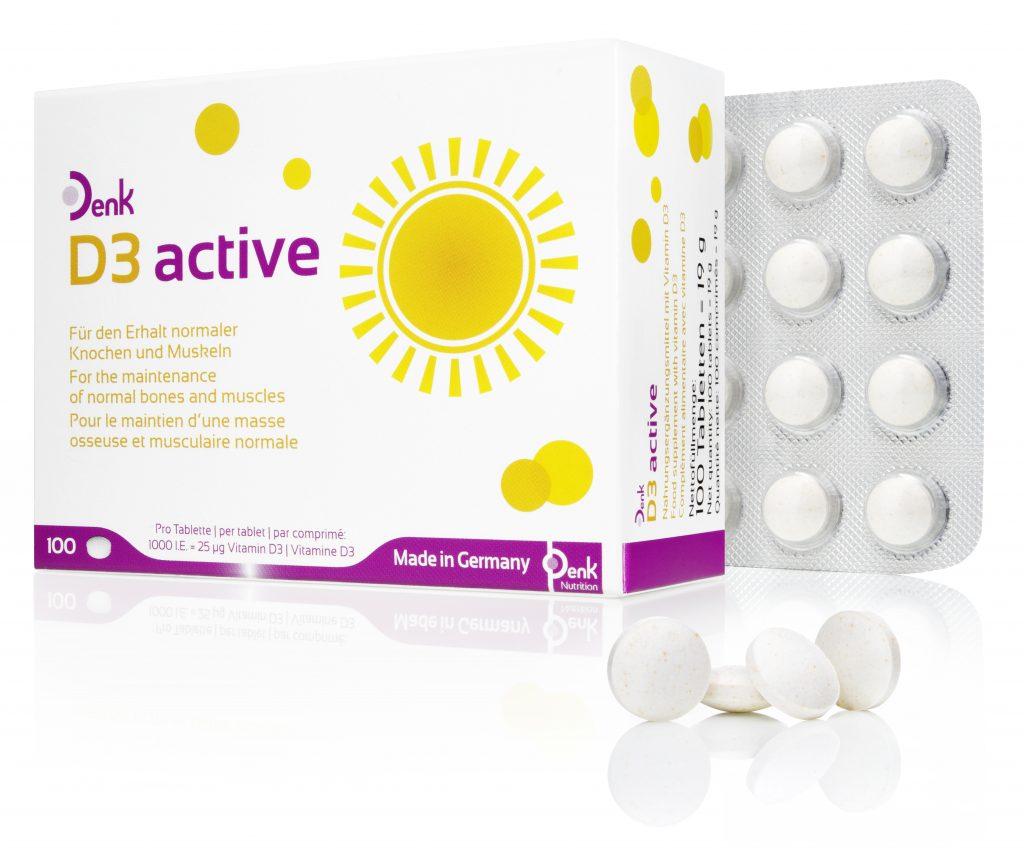 D3 active gross