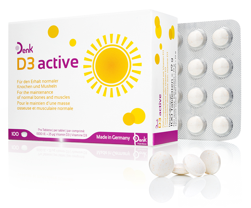 D3 active klein