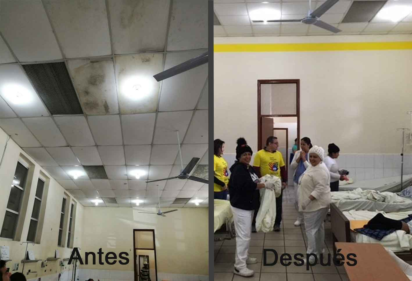 Denk_Pharma_Remodelacion_de_la_Sala_de-Oncología_Honduras_Central_Amercia