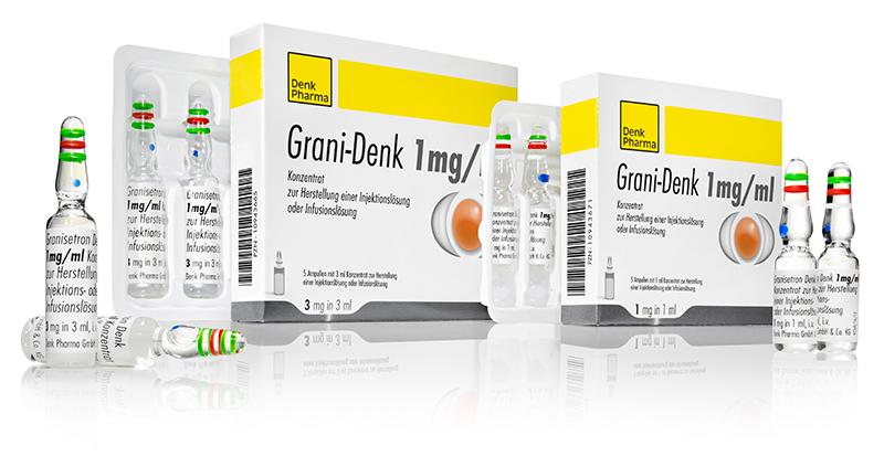 Granisetron Denk 1mg-ml Injektionslösung