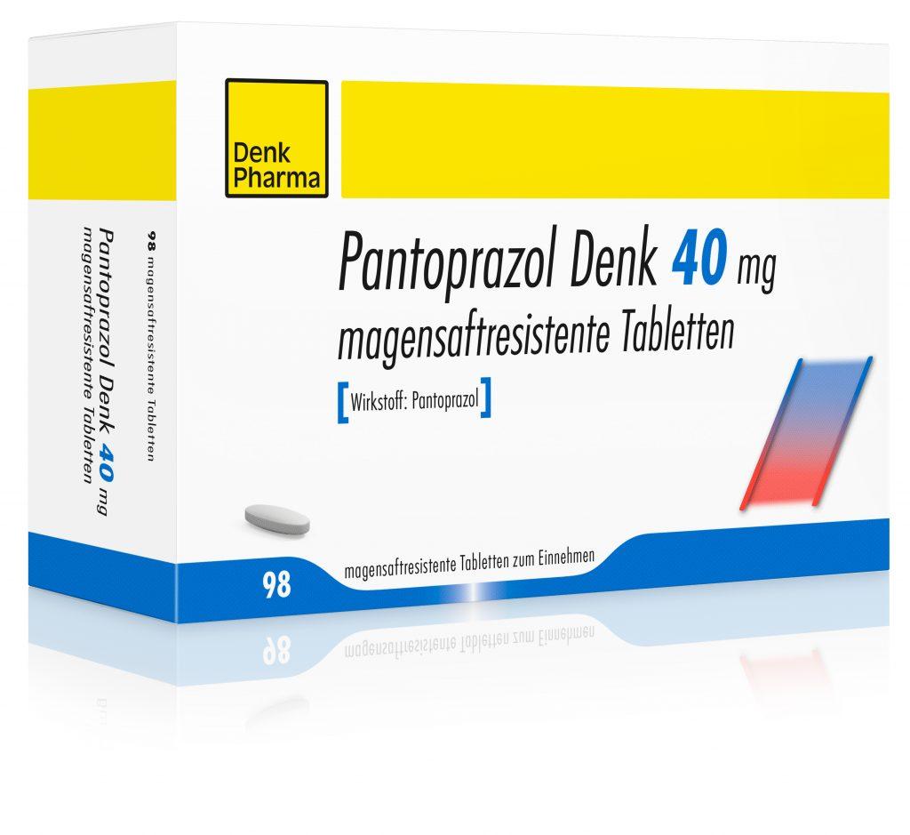 Pantoprazol Denk 40mg gross
