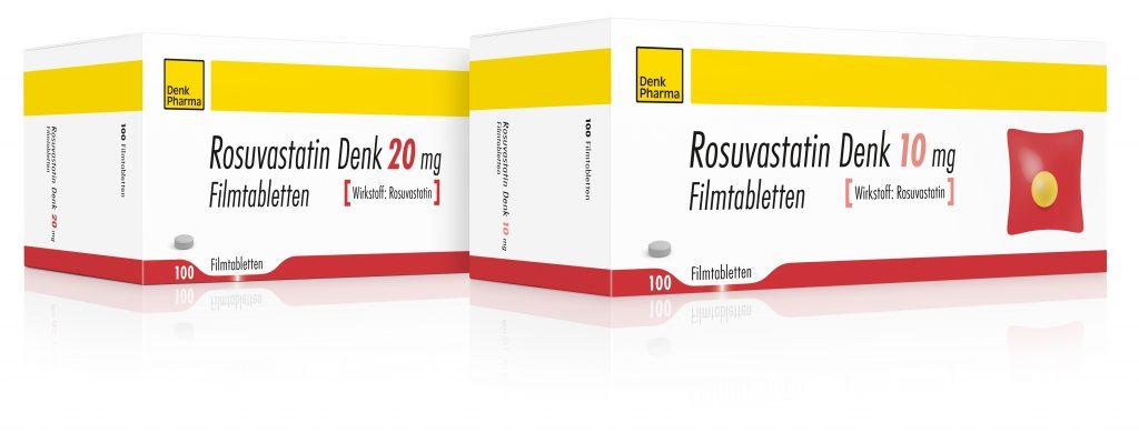 Rosuvastatin Denk 20+10mg gross