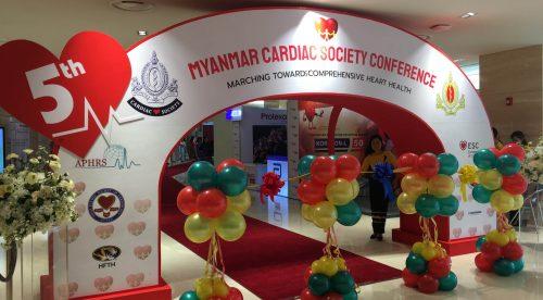 Yangon Konferenz Myanmar