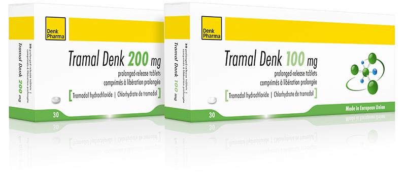 Tramal Denk 100+200mg